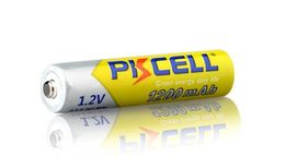 Аккумуляторы PKCELL ААА РЕАЛ ЕМКОСТЬ 1200 mAh Ni-MH 1.2V AAA аккум