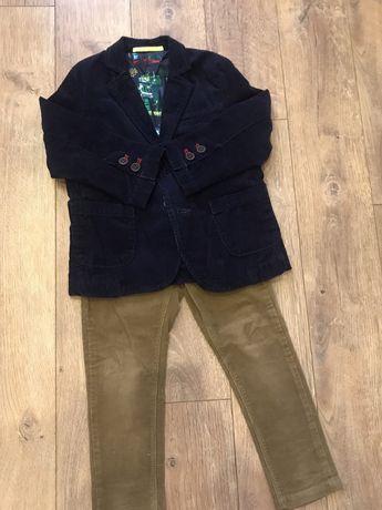 Вельветовый пиджак,Next,2-3 года Инженерный - изображение 5