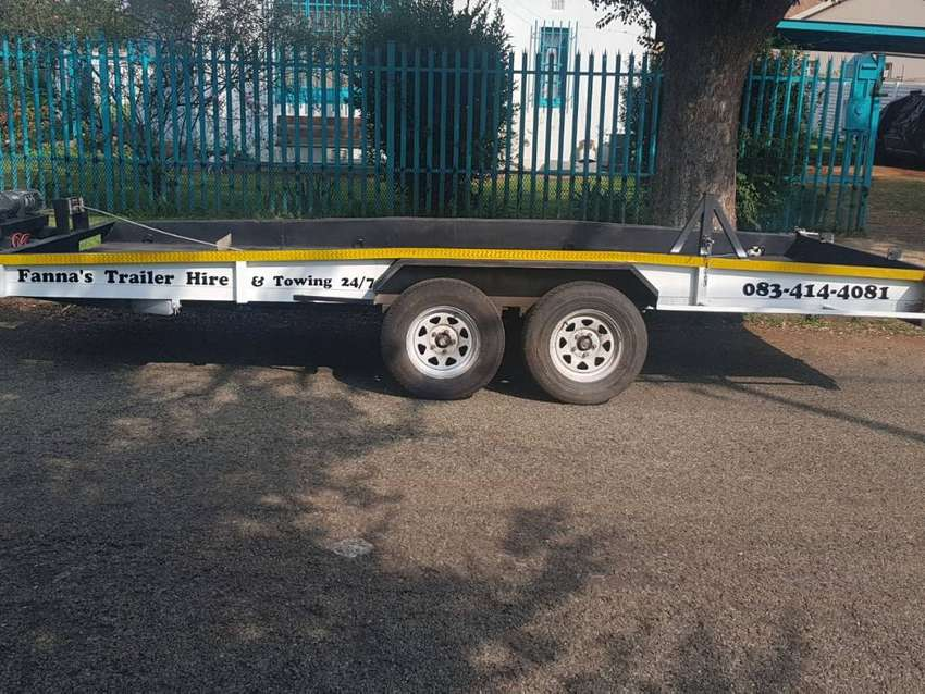 Trailer Hire & Towing 24/7 0