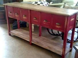 Quality affordable custom made wooden furniture.