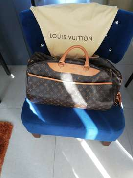 LOUIS VUITTON OVERNIGHT TROLLEY BAG
