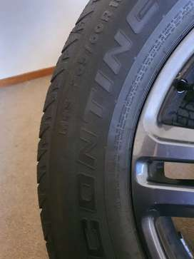 Brand new Tyres and Mags
