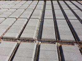 Strop betonowy Teriva 4.0/1 - pustak belki