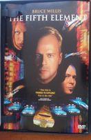 The 5th Element - Luc Besson (DVD, original U.S.A.)