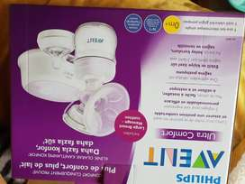 New Avent Breast Pump