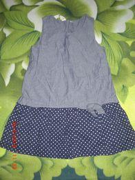 практичное летнее платье H&M в идеале