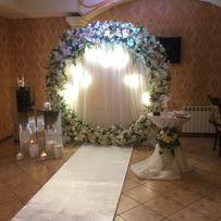 Прокат свадебной Арки для выездной церемонии
