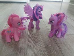 Koniki my little pony firmy hasbro 3 szt.