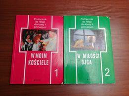 Religia - podręczniki dla klas 7 i 8