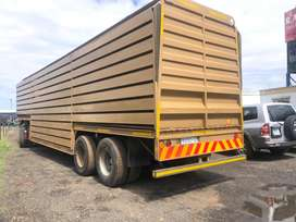 Animal/ Game/ Cattle trailer for sale