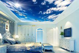 Натяжной потолок от 100 гривен/кв м от профессионалов. Опыт 10 лет