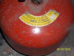 turystyczne butle gazowe propan-butan z okresu PRL