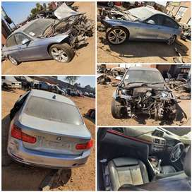 BMW F30 320i N20 SPARE PARTS