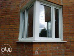 Метало-пластиковые окна, двери и балконные рамы Обшивка балконов, домо