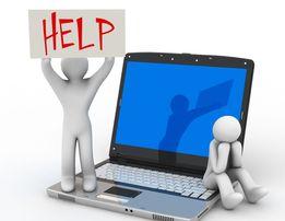 Установка Виндовс / Windows, чистка ноутбука, замена термопасты