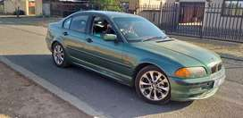 BMW for sale R40000 gos really well