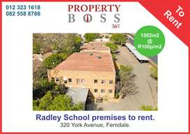 Radley Private school property to rent.