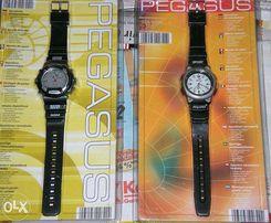 Sportowe zegarki cyfrowe