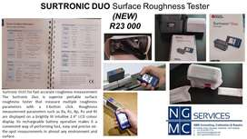 Taylor Hobson Surtronic Duo Surface Roughness Tester (NEW)