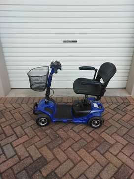 Mobility Scooter for Disabled Person.