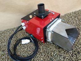 Пеллетная горелка с подвижными колосниками ALTAIR 20кВт.