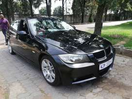 BMW 320D, E90  sunroof 2008 very good condition
