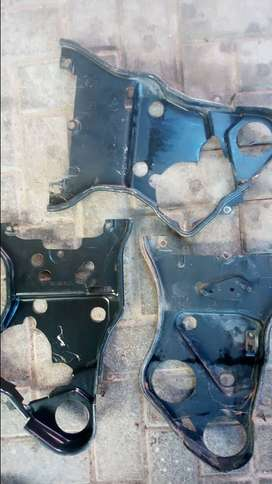 opel 2liter 16v timing covers steel type