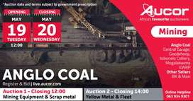 19 - 20 May 2020 - Anglo Coal Multi Sites
