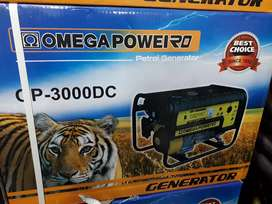 3000DC Omega Pull Start Generator for only R3500 Black Friday special
