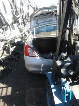 Nissan almera stripping FOR parts body engine gearbox all available