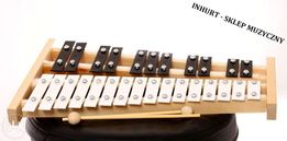 Instrumenty szkolne - Dzwonki Chromatyczne, Flety Plastikowe i Drewnie