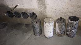 Алмазное безударное сверление отверстий 8-300 мм