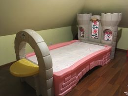 łóżko dla księżniczki step2