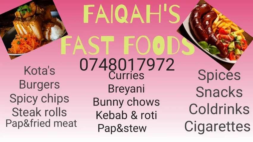 Food, platters and other