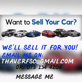 We Help You Sell!!!