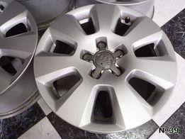 Оригинальные диски R16 AUDI 5x112 7,5Jx16H2 ET37 4шт. 4G0 601 025