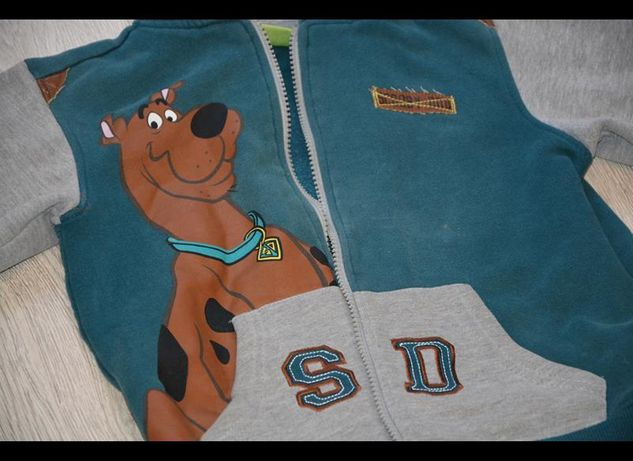 bluza z kapturem Scooby-Doo Łódź - image 1