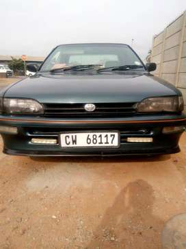 1996 Toyota Corolla 1.3 Bubble Shape