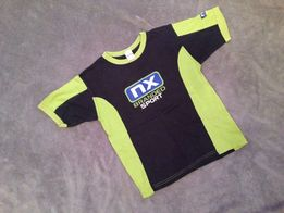 Футболка NEXT NX Branded Sport, на мальчика, размер 118