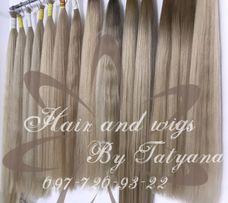 Наращивание волос Продажа славянских волос жк София