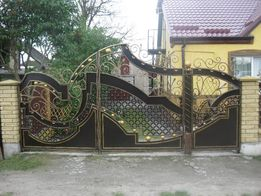 Ворота та огорожа з доставкою - найнижчі ціни в Україні.