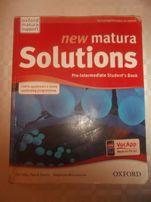 """Podręcznik ,,Solutions"""""""