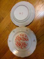 Тарелки фаянсовые 6 штук