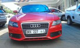 2011 Audi A4 1.8 Engine Capacity with Automatic