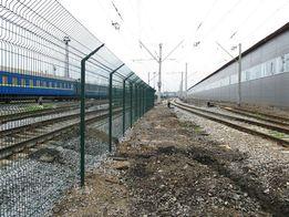 Забор из сварной сетки доставка по Украине. Сетка 3D.
