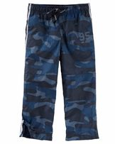 Штаны. Oshkosh. Jersey-Lined Heritage Active Pants