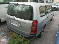 Toyota Succeed Silver KCP number 0