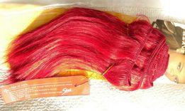 Sleek 100% натуральные волосы red размер 8L длина 22 см