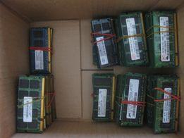 память SoDimm 1Gb DDR2 533 667 800Mhz 1Гб ддр2 для ноута Hynix Samsung