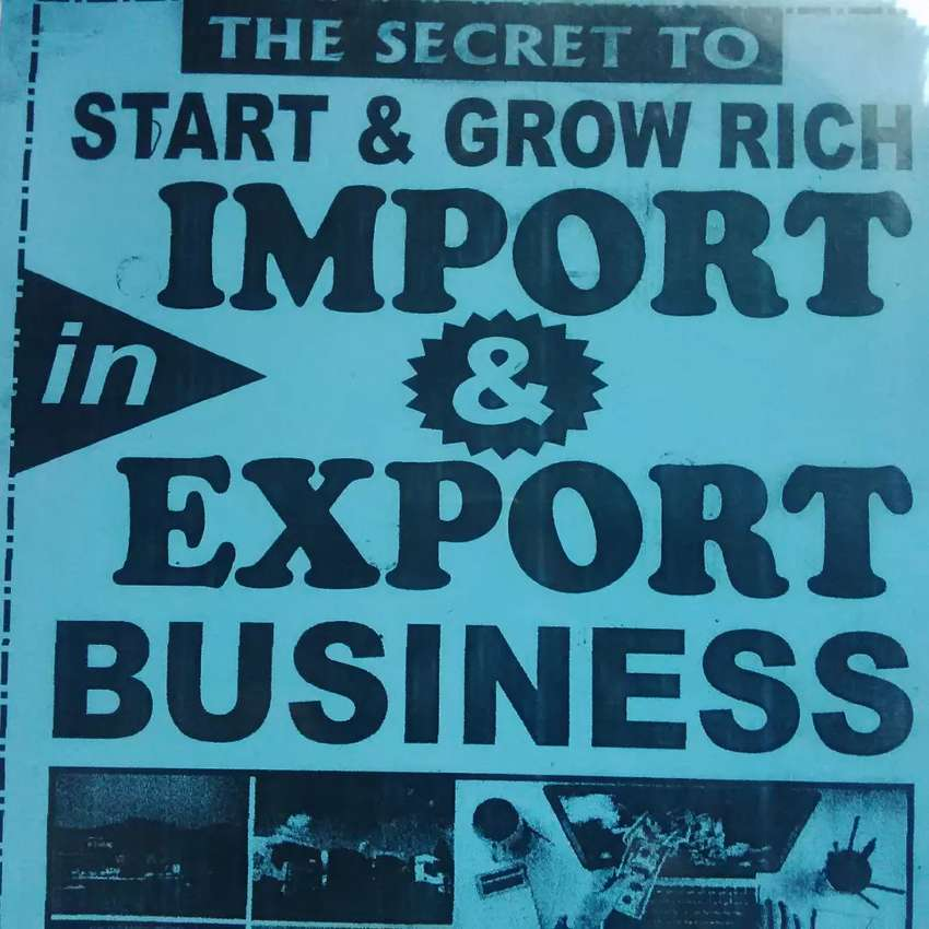 Manual INPORT and export business 0